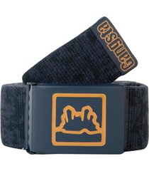 cinturón icon azul td gangsta