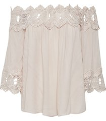 bea kanten blouse