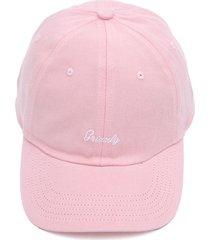 boné grizzly mini curvise dad hat rosa