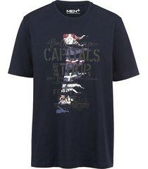 t-shirt men plus marine