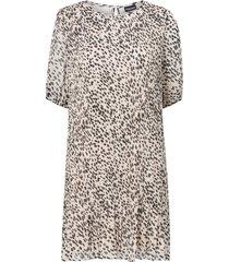 klänning pcleborah 3/4 plisse dress