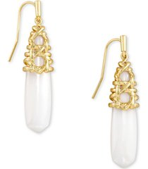 kendra scott natalie stone drop earrings