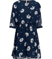 klänning slforiana 3/4 short dress