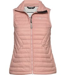 w link down vest vest roze sail racing