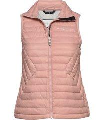 w link down vest vests padded vests roze sail racing