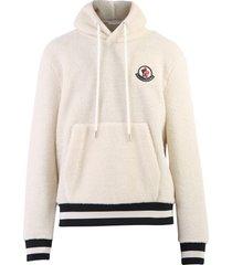 moncler branded hoodie