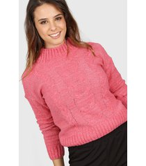 sweater coral chelsea market bucle
