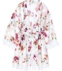 kimono (rosa) - bodyflirt