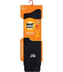 heat holders women's lite long solid thermal socks