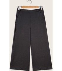 pantalón negro negro 10