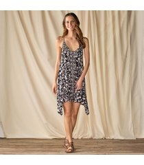 robin piccone flora flowy dress