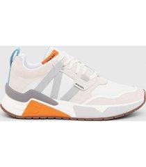 zapatilla s brentha wl sneakers blanco diesel