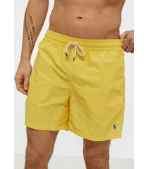 polo ralph lauren traveler swim shorts badkläder yellow