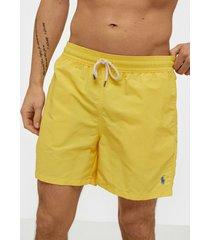 polo ralph lauren traveler swim shorts badkläder yellow