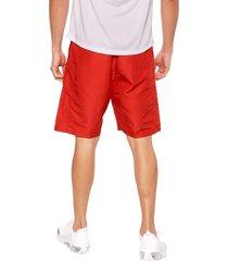 pantaloneta deportiva rojo jogo