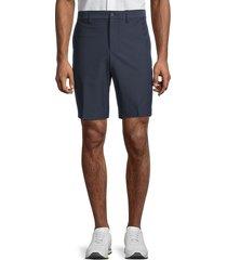 j. lindeberg men's eloy golf shorts - black - size 38