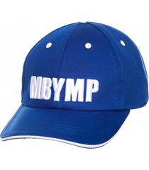 czapka hippie niebieska