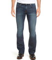 men's 7 for all mankind brett bootcut jeans