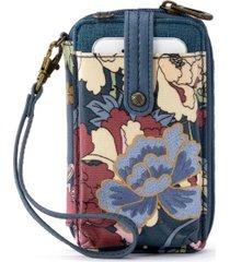 sakroots women's smartphone wristlet