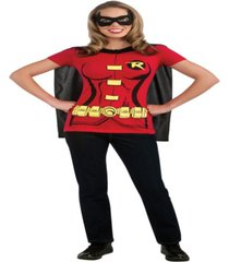 buy seasons women's robin t-shirt costume kit