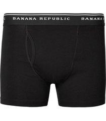 ropa interior boxer brief negro banana republic