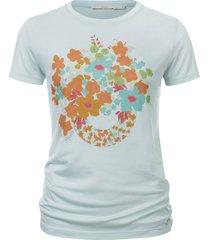 oilily temmi t-shirt- mintgroen