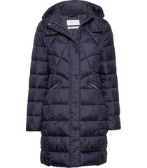 outdoor jacket no wo fodrad rock blå gerry weber edition
