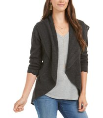 style & co pointelle cardigan, created for macy's