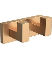 cabide duplo quadratta gold matte - 2062.gl83.mt - deca - deca