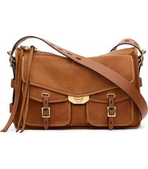 rag & bone field leather messenger bag -