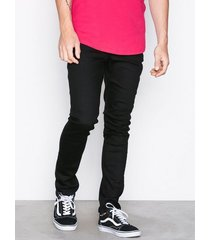 cheap monday tight new black jeans svart