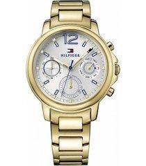 reloj claudia tommy hilfiger modelo 1781742