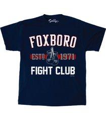 foxboro fight club male female unisex all ages patriots t-shirt