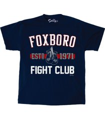 foxboro fight club male female unisex all ages patriots t-shirt