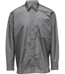over shirt overhemd business grijs tonsure