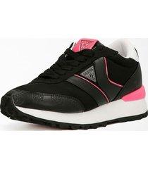 buty do biegania z tłoczonym logo model samsin