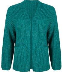 esqualo vest f20.07524 teal blue