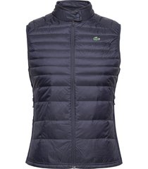 bf9276-00_423 vests padded vests blauw lacoste