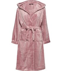 decoy long robe w/hood morgonrock rosa decoy