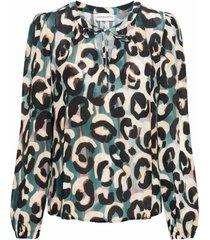 &co woman blouse bl150-n ariana