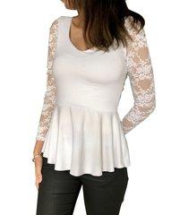 blusa blusa florencia casarsa amapola
