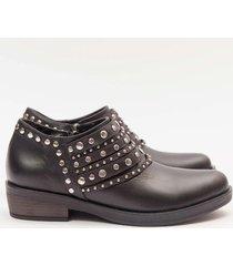 zapato negro heyas logica14
