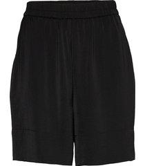 minga shorts shorts flowy shorts/casual shorts svart second female