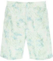 carhartt marble shorts