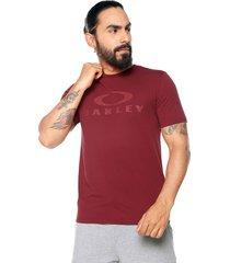 camiseta vinotinto oakley