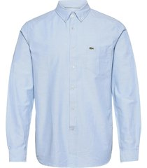 ch4976-00_001 overhemd casual blauw lacoste