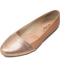 baletas/valeri oro rosa
