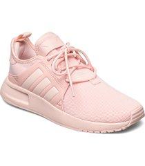x_plr j låga sneakers rosa adidas originals