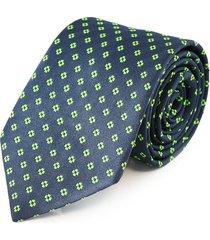 corbata verde briganti