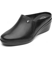 zapato cuero yulisa liso flexi